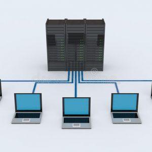 réseau-informatique-avec-le-serveur-19500200